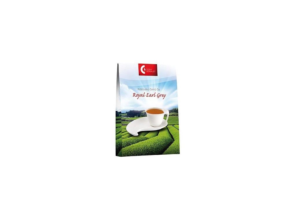 Royal Earl Grey - Sypaný královský černý čaj, 50 g