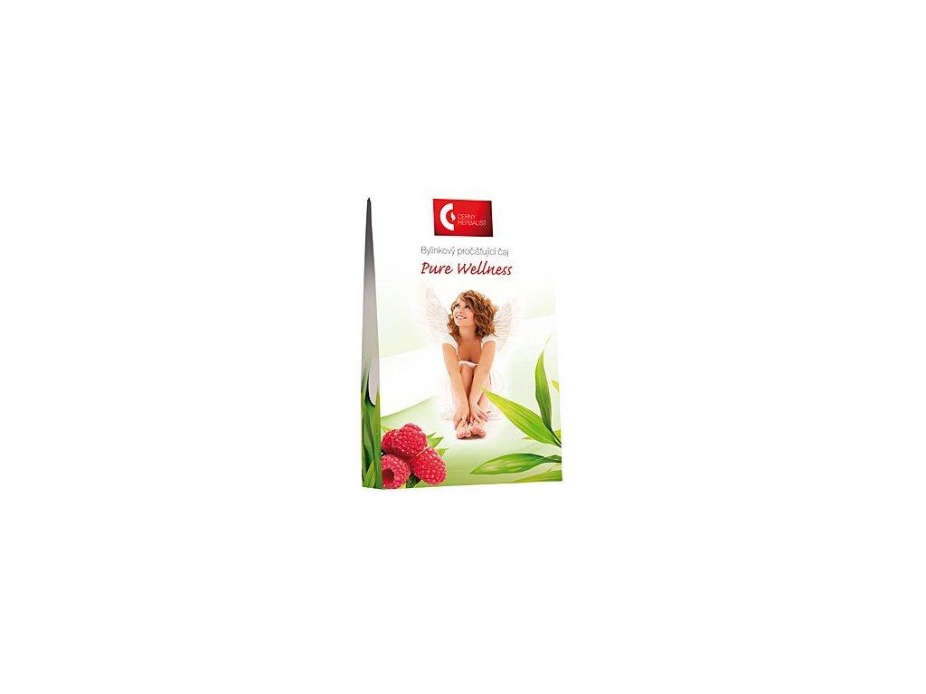 Bylinkový pročišťující čaj - Pure Wellness, 40 g