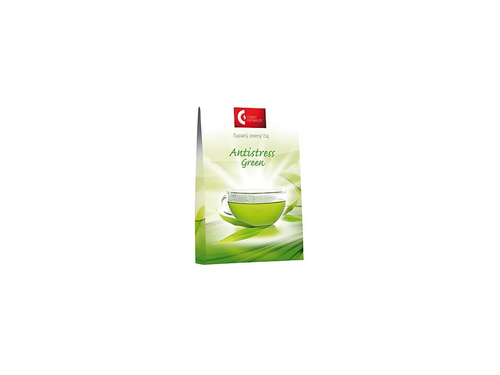 Antistress Green - Sypaný zelený čaj, 50 g