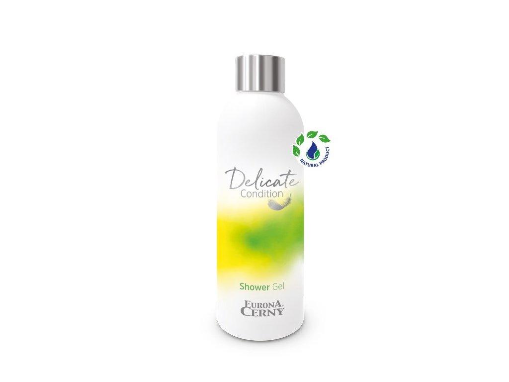 Jemný přírodní sprchový gel pro ženy, 250 ml