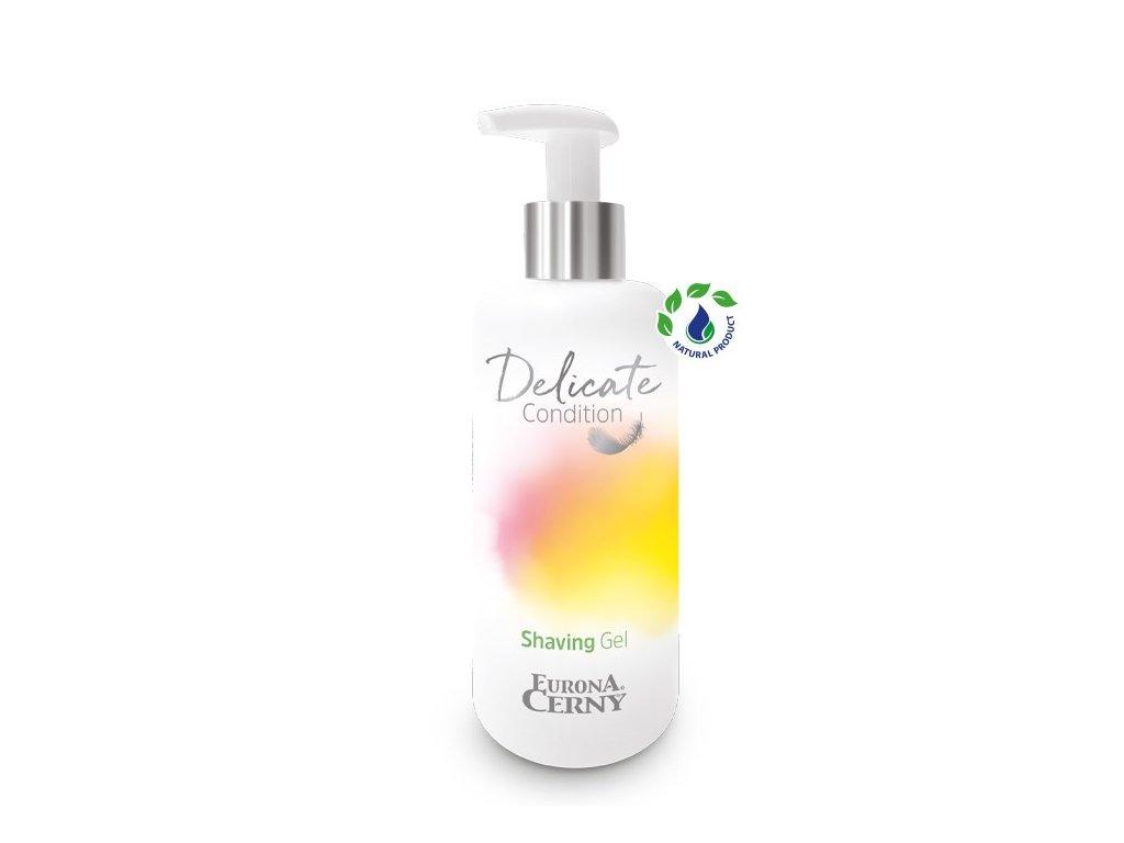 Jemný přírodní gel na holení pro ženy, 200 ml