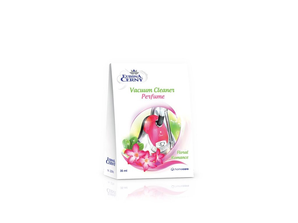 Parfém do vysavače – Květinová romance,  35 ml
