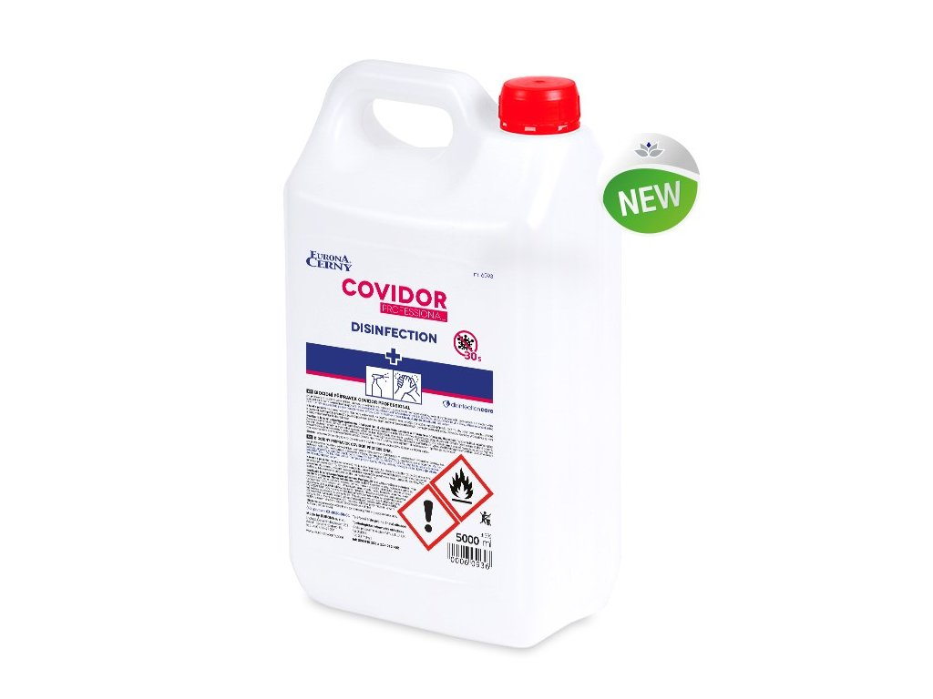 COVIDOR PROFESSIONAL Dezinfekční roztok, 5 000 ml
