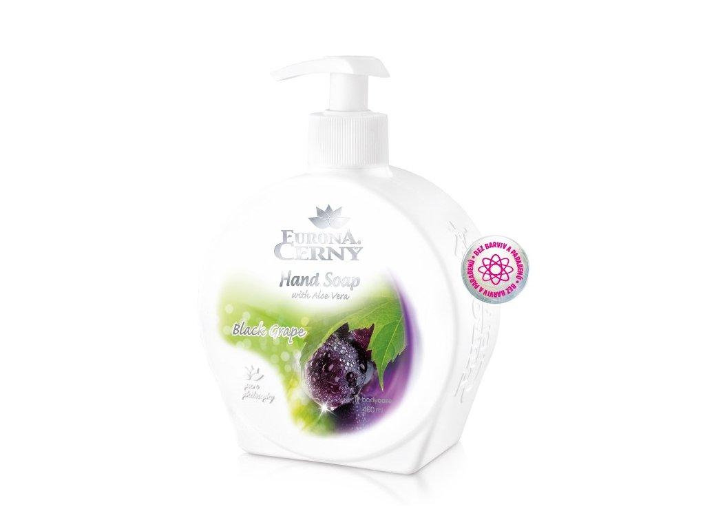 Tekuté mýdlo s Aloe vera - Černý hrozen, 400 ml