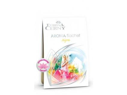 Parfémová sašetka - Aiyra, 125 ml