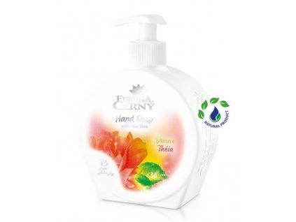 Tekuté mýdlo s Aloe vera - Božská Théia, 400 ml