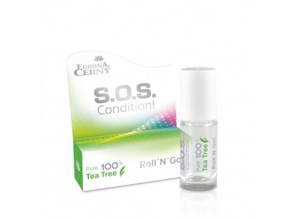 S.O.S. Roll-on 100% Tea Tree, 5 ml