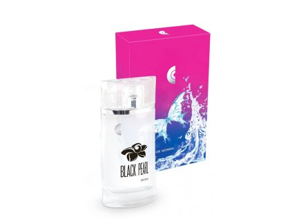 Eau de Toilette pro ženy - Černá perla, 50 ml