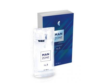 MAN ZONE No. 1 Eau de Toilette pro muže, 50 ml