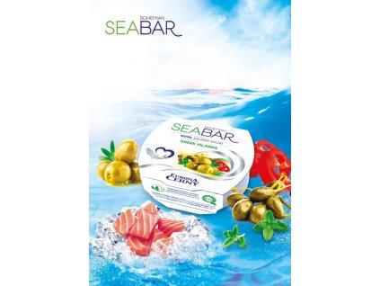 Královský salát s lososem Řecké ostrovy, 160 g