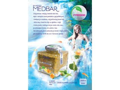 METHUYA - Medový nápoj s lípou a měsíčkem, 240 g