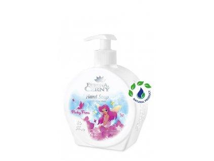 Tekuté mýdlo s Aloe vera - Pinky Frou, 400 ml