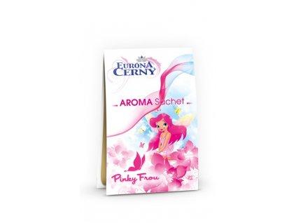 Parfémová sašetka - Pinky Frou, 125 ml