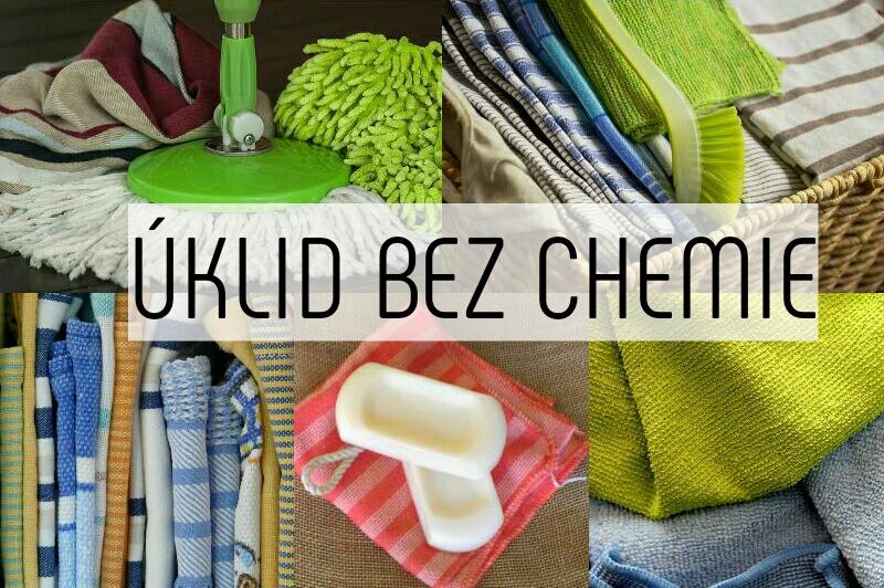 Jak na úklid bez chemie