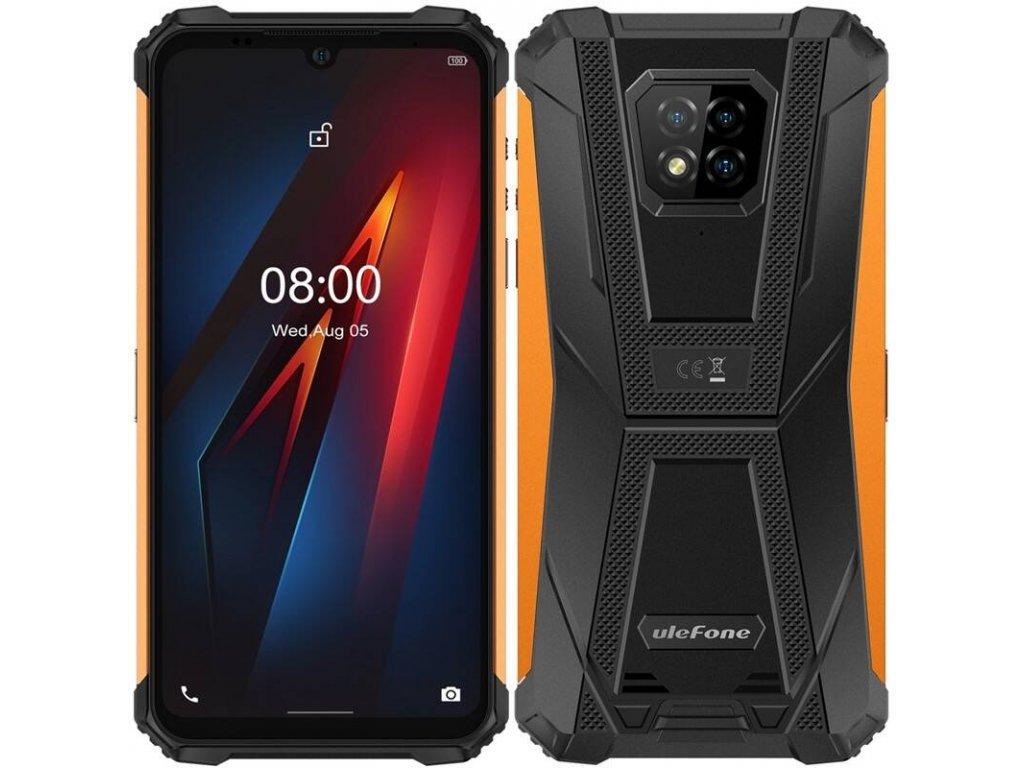 UleFone Armor 8 4GB/64GB oranžový