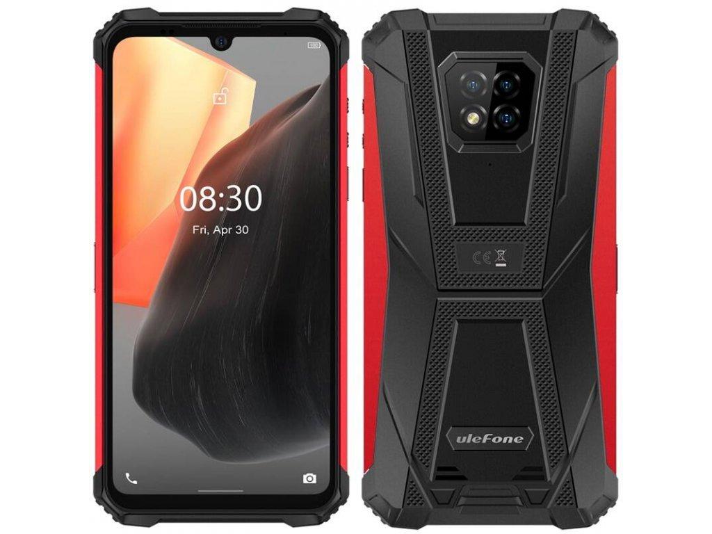 UleFone Armor 8 PRO 6GB/128GB červený