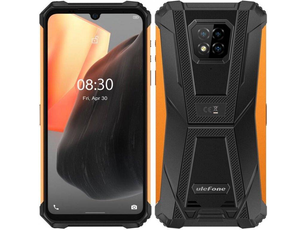 UleFone Armor 8 PRO 6GB/128GB oranžový