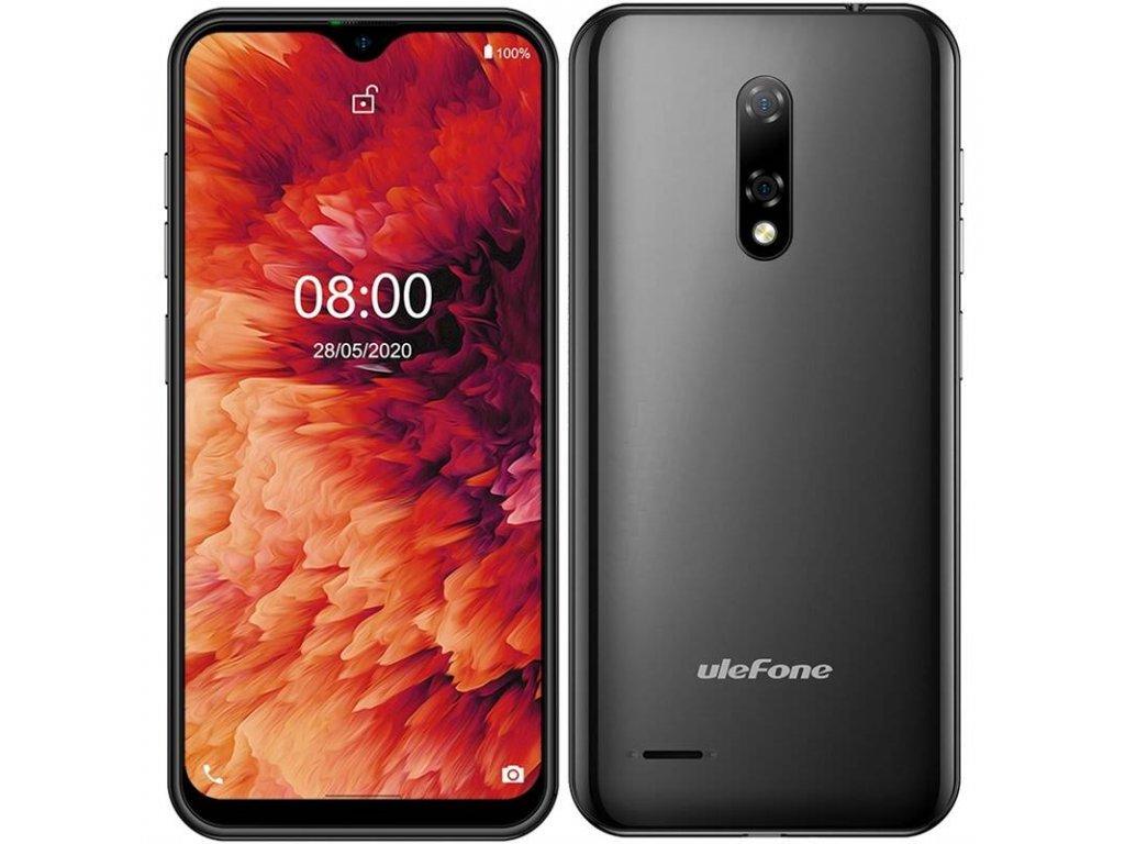 UleFone Note 8P 2GB/16GB černý