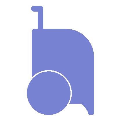 Půjčovna discgolfových vozíků