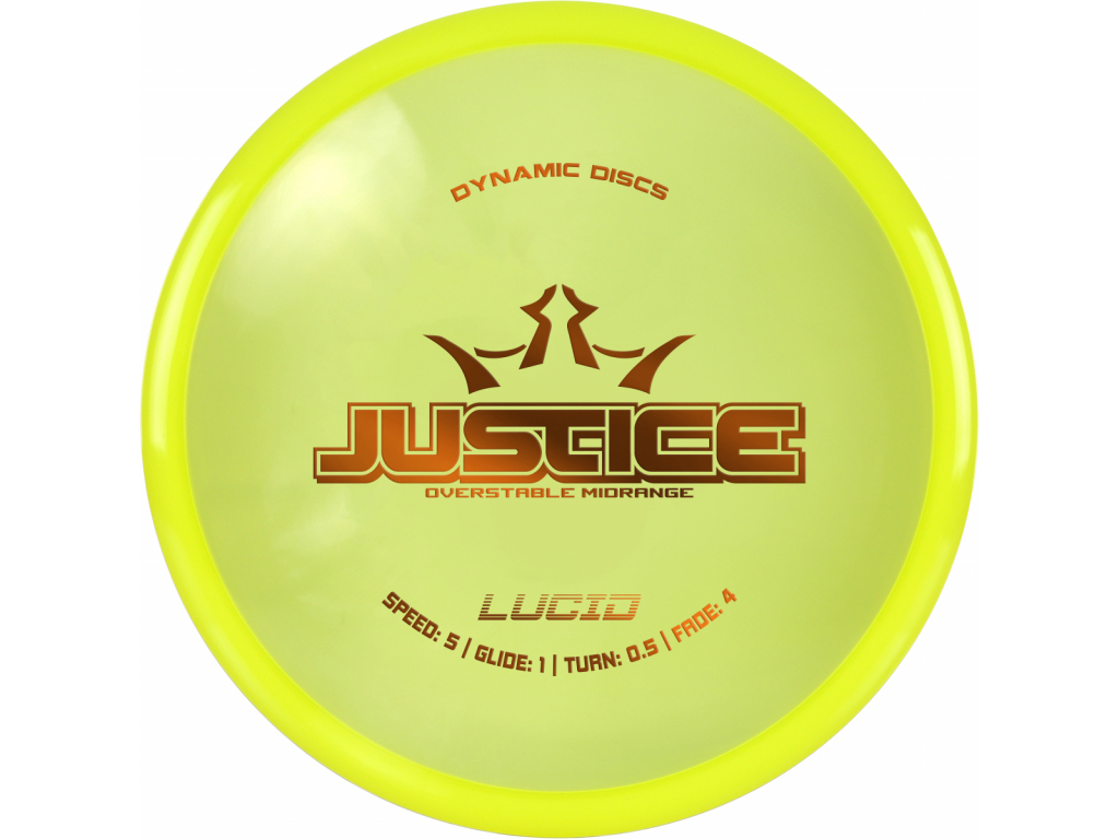 Lucid Justice Yellow