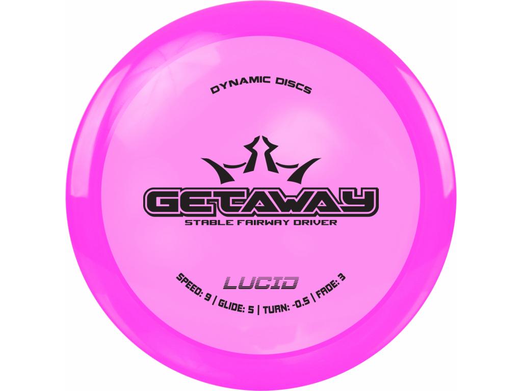 Lucid Getaway Pink