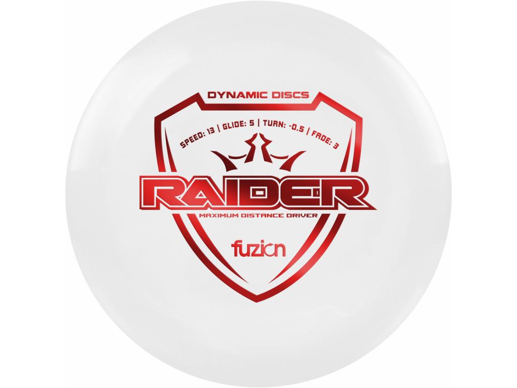 Fuzion Raider White