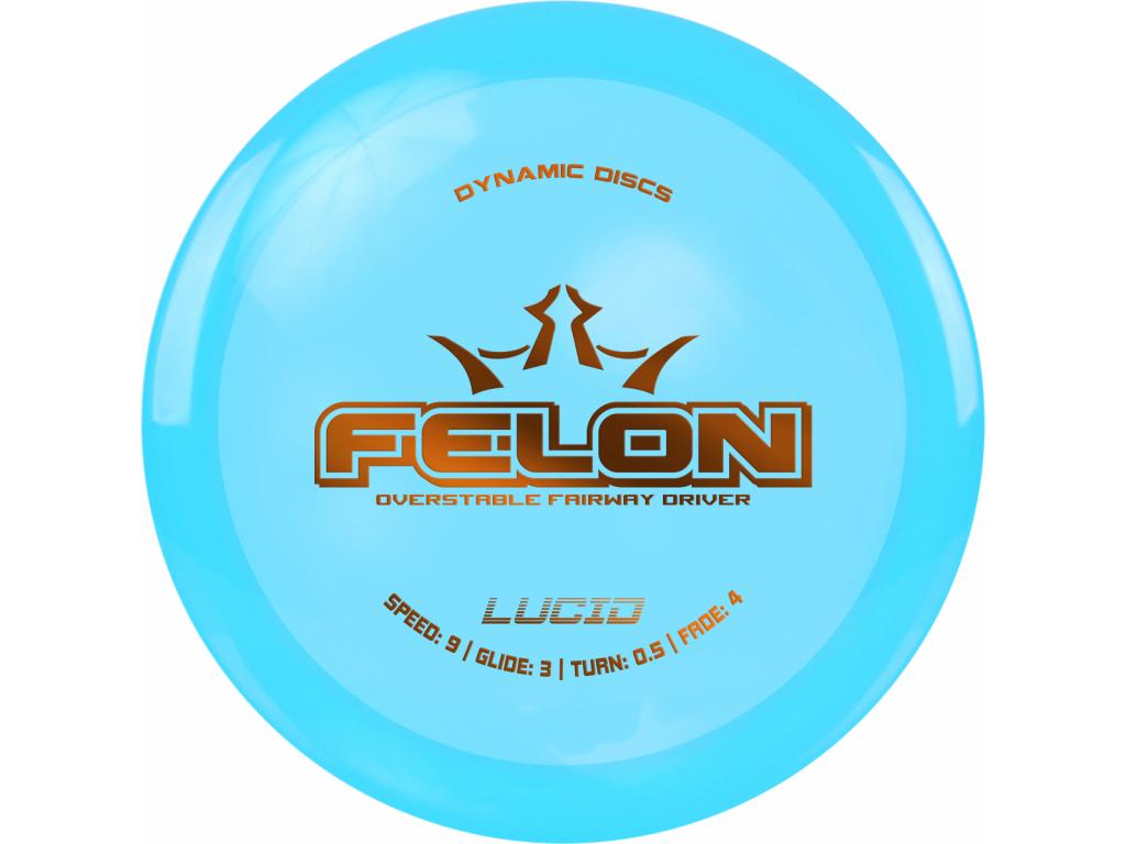 Lucid Felon Turquoise
