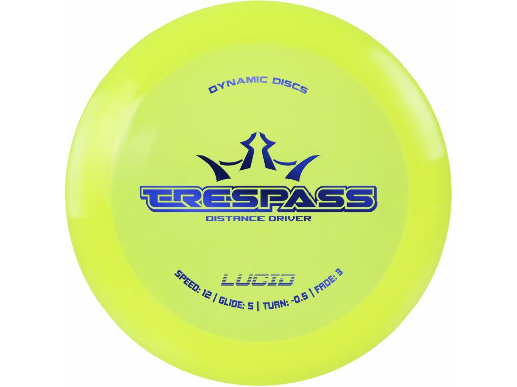 Lucid Trespass Yellow