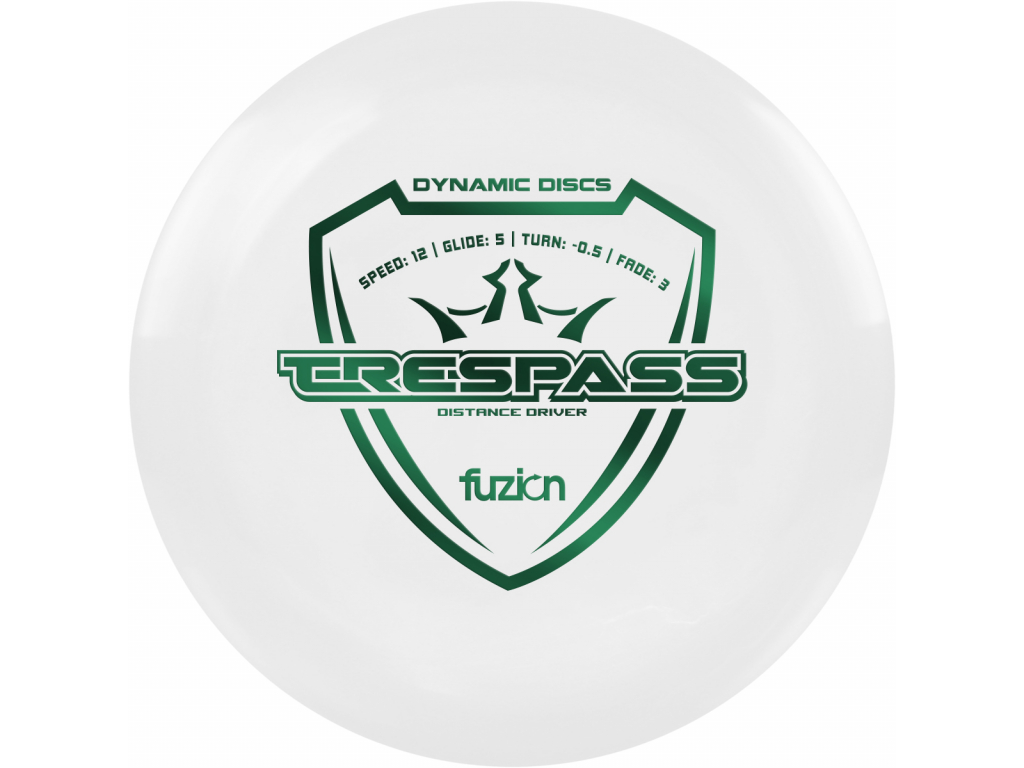 Fuzion Trespass White