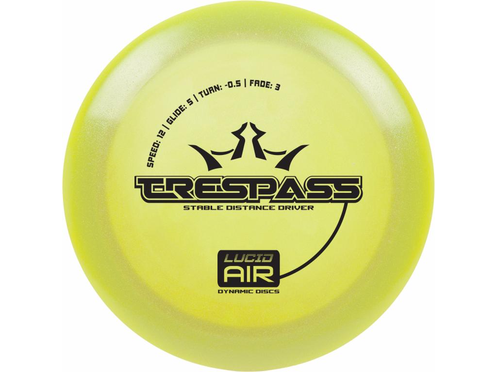 Lucid Air Trespass Yellow