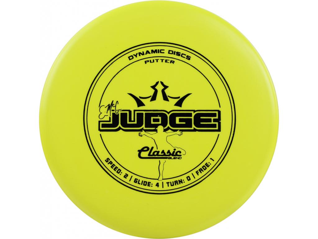 Classic Blend Emac Judge Yellow