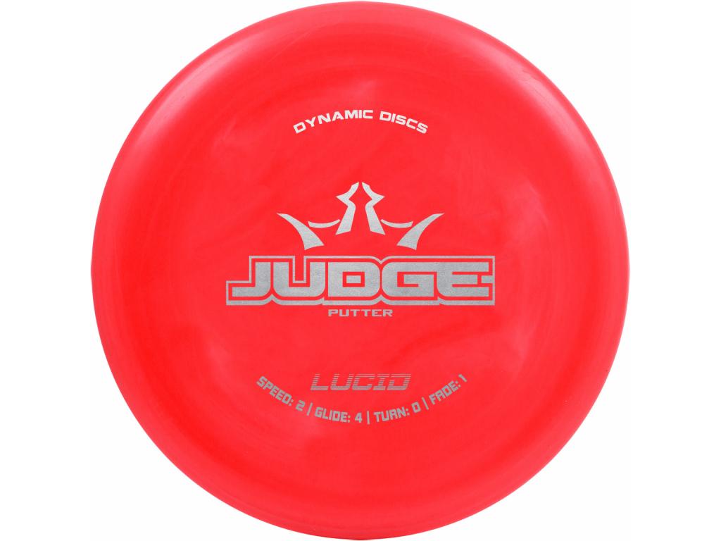 Luzid Judge Red