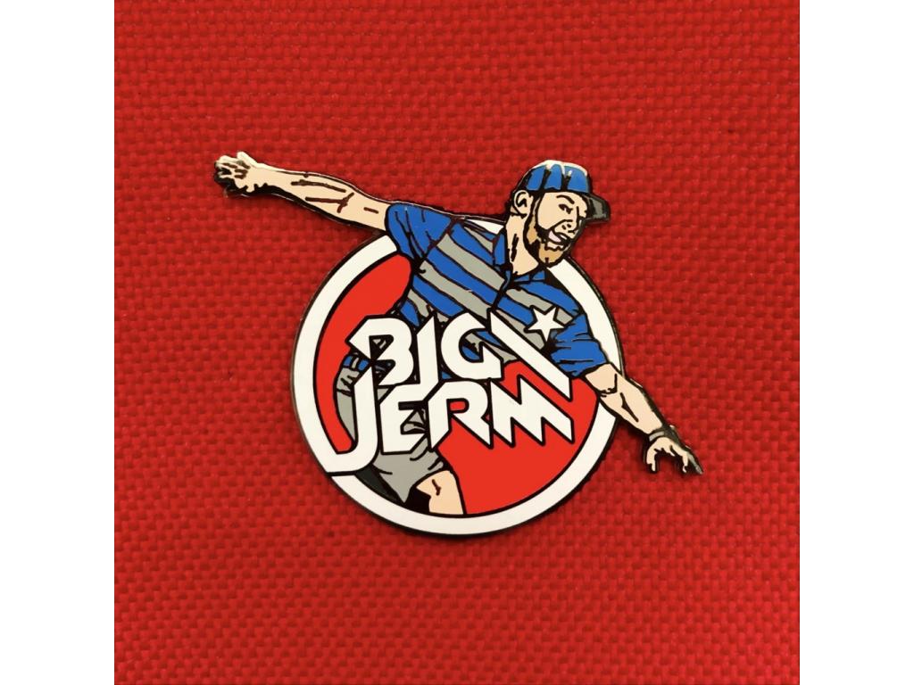3848 odznak big jerm