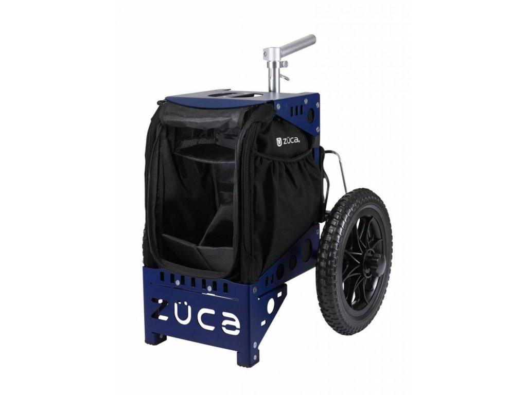 5225 zuca compact disc golf cart navy
