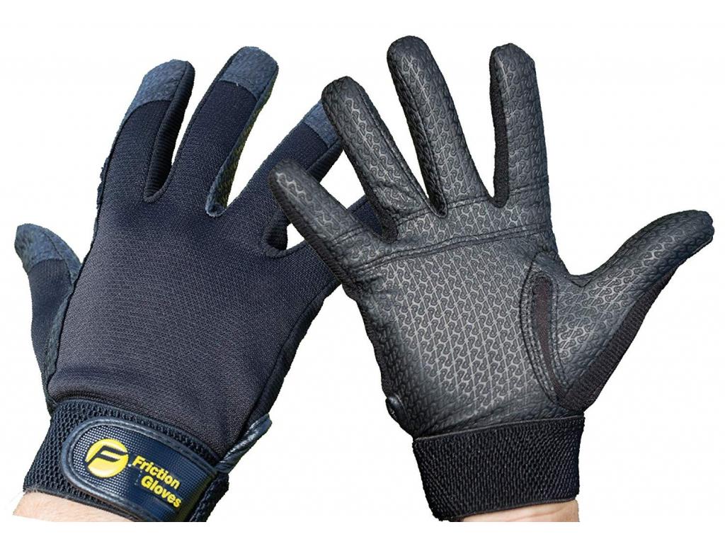 5150 friction 3 cerne rukavice na ultimate frisbee