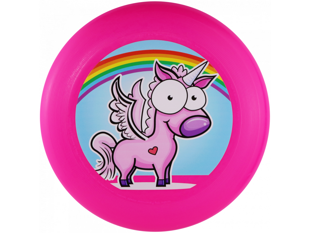 unicorn rainbow pink