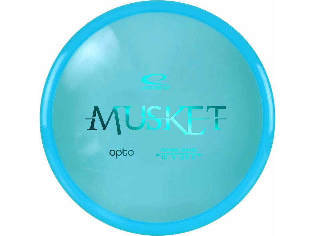 Opto Musket Turquoise 2020