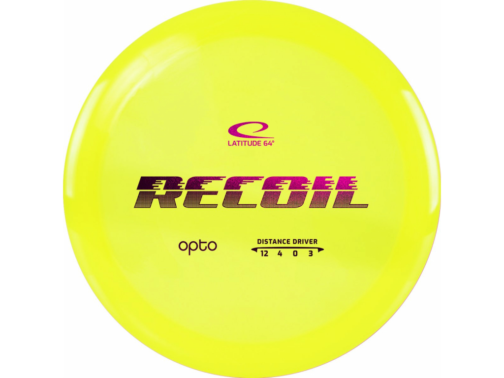 recoil opto yellow