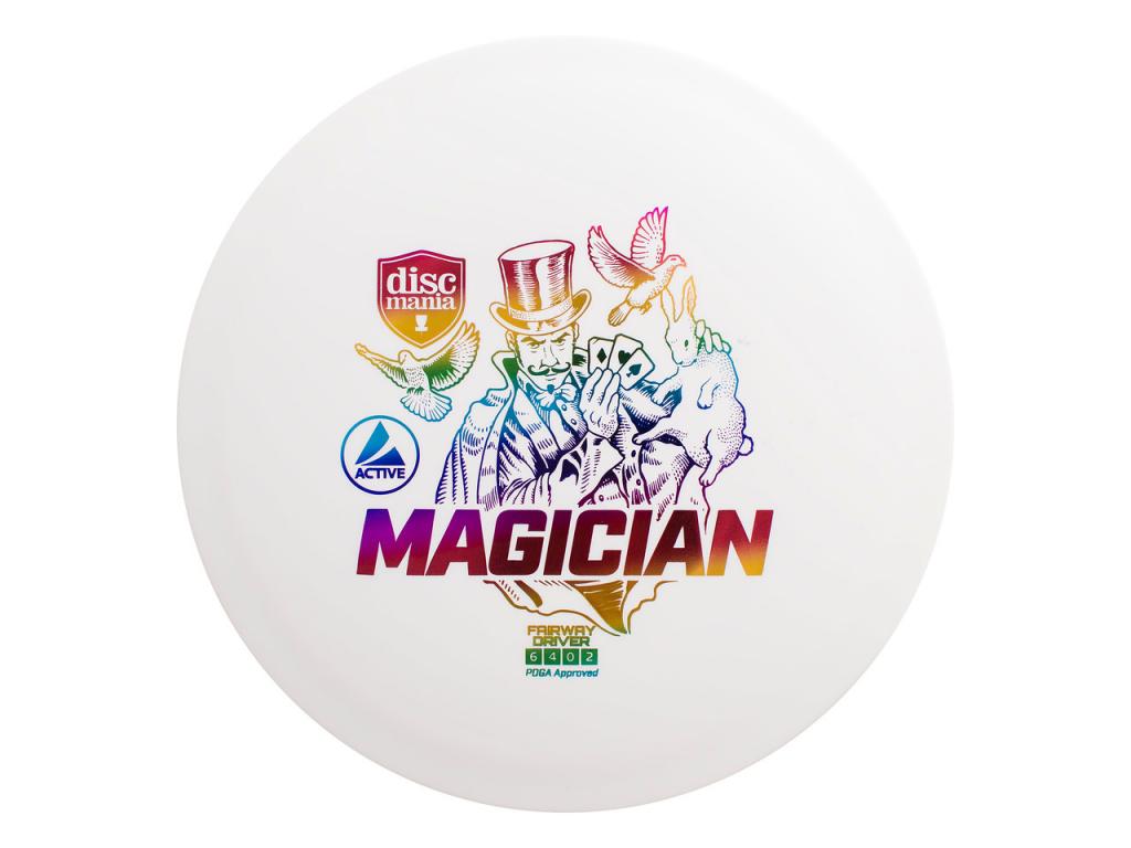 MAGICIAN Active