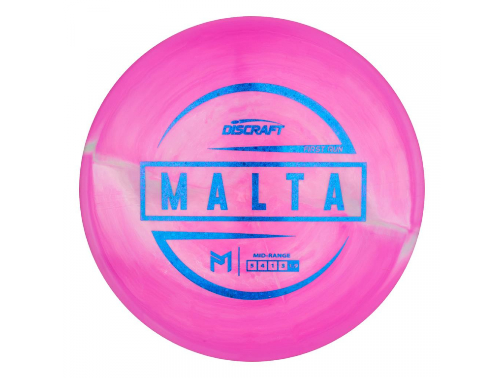 2885 malta paul mcbeth line first run