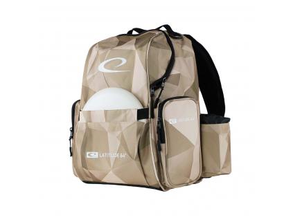Latitude 64 Swift Bag Pattern Sand Front