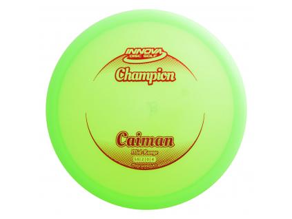 Champion Caiman Green