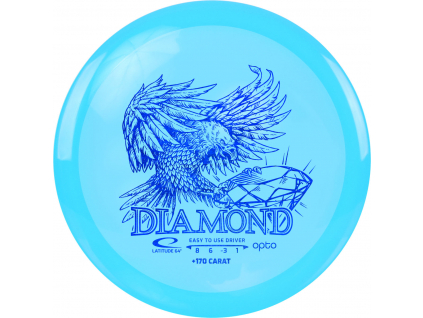 Opto Diamond Heavy Turquoise 2020