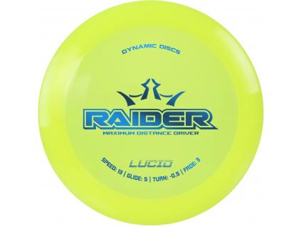 Lucid Raider Yellow