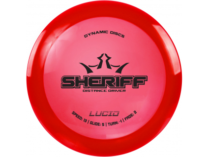 Lucid Sheriff Red