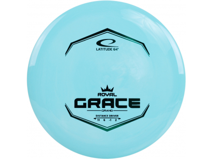 Grand Grace Turquoise