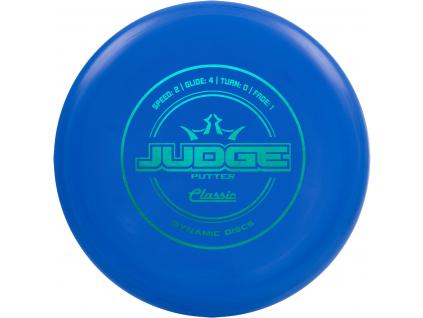 Classic Judge Blue