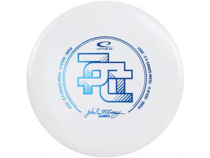 TS2 Gold X Fuse White