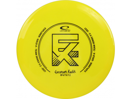 gold x explorer emmerson kieth Yellow