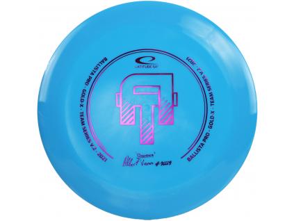 TS2 Gold X Ballista Pro Blue